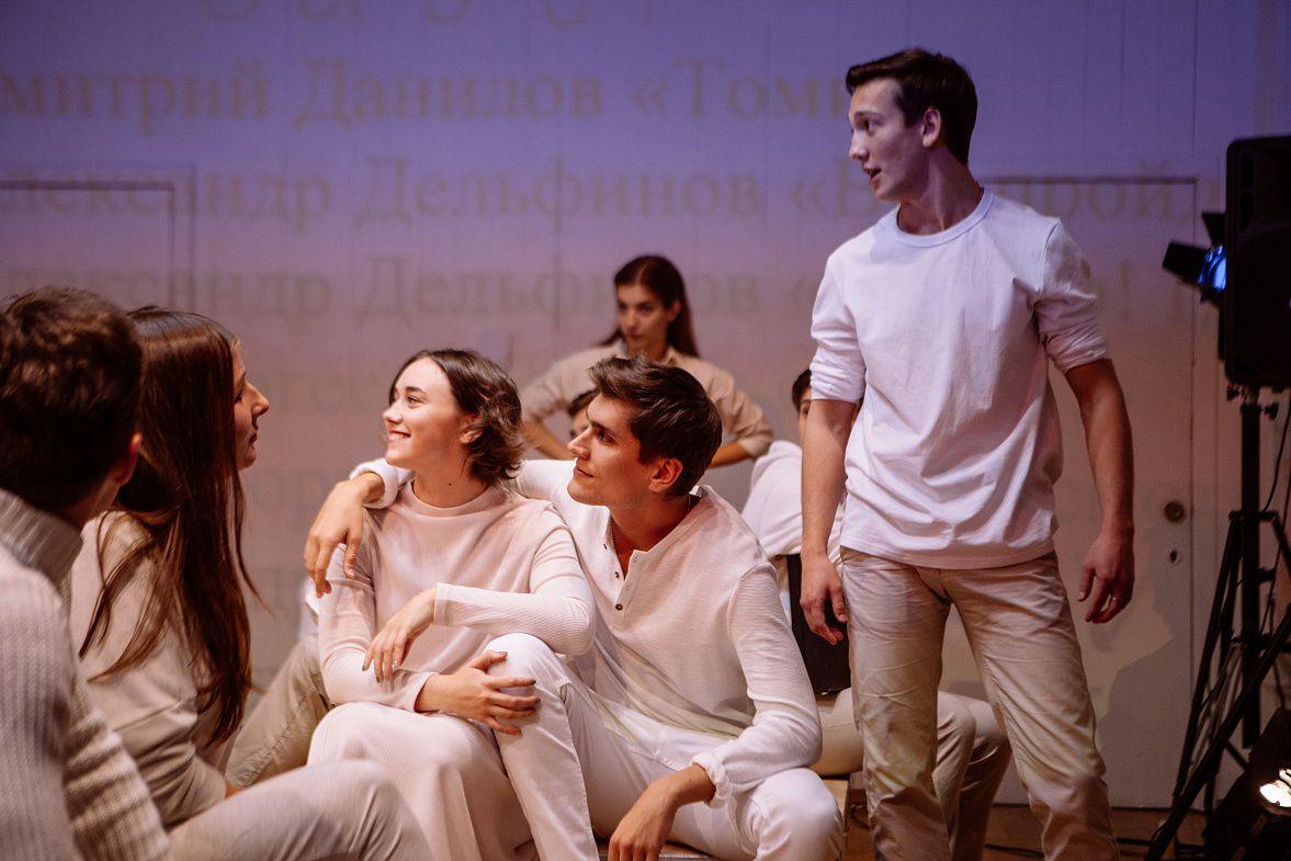 Спектакль «Немой выбор» в Театре «Современник» фото 1