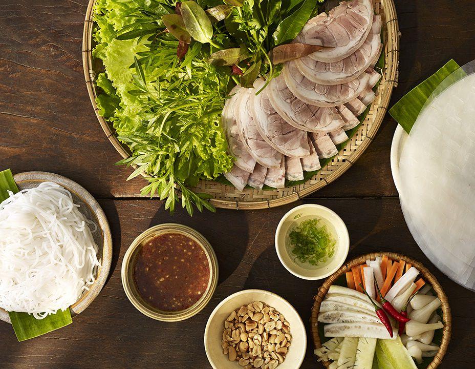 Фестиваль вьетнамской уличной еды фото 9