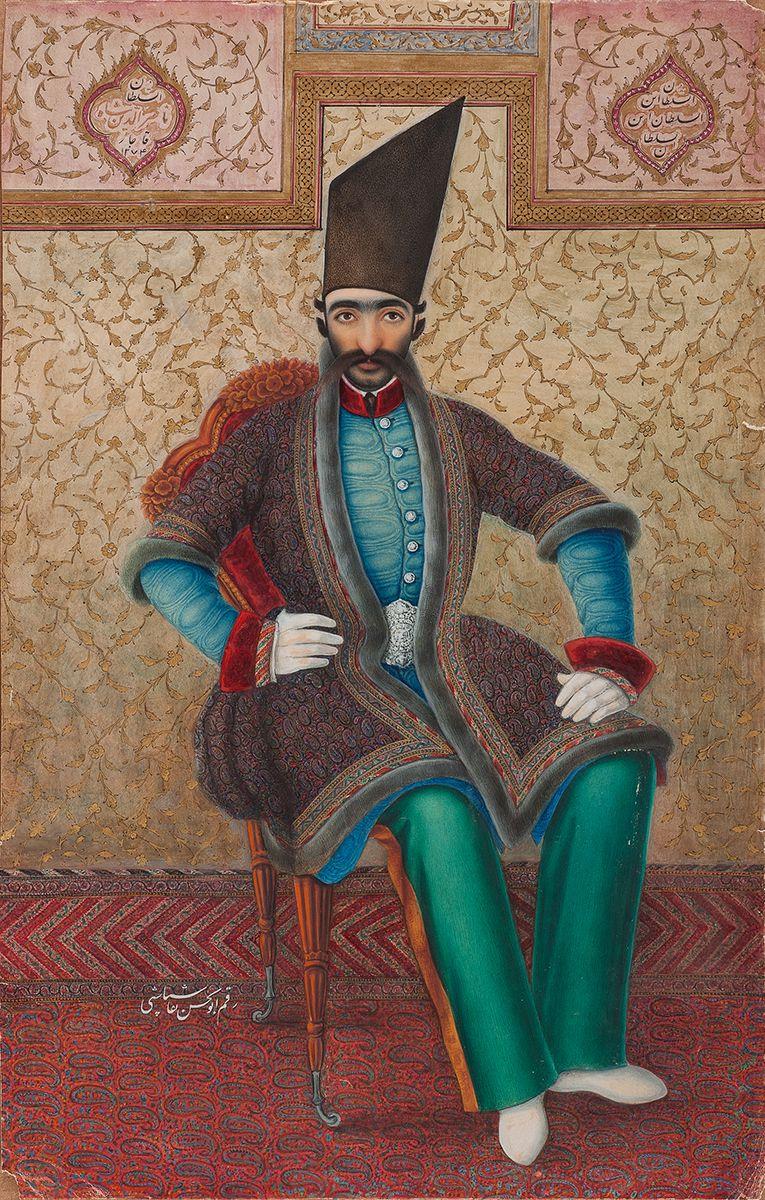 Выставка «Роскошь заката: Иран эпохи Каджаров» фото 3