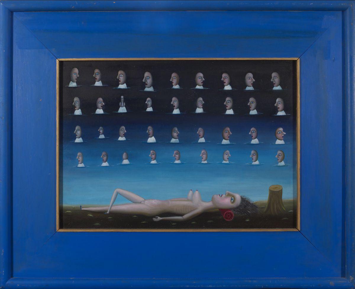Выставка «Леонид Пурыгин. Любовь и я» фото 7