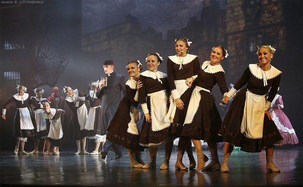 Мюзикл «Джейн Эйр» в Театре «Московская оперетта» фото 1