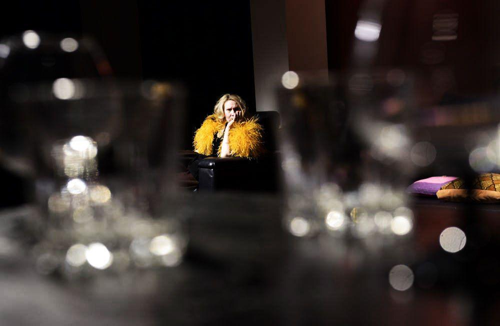 Спектакль «Кто боится Вирджинии Вулф?» в Московском театре юного зрителя фото 9