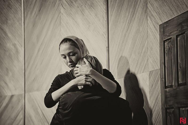 Спектакль «Девять» в «Гоголь-центре» фото 3