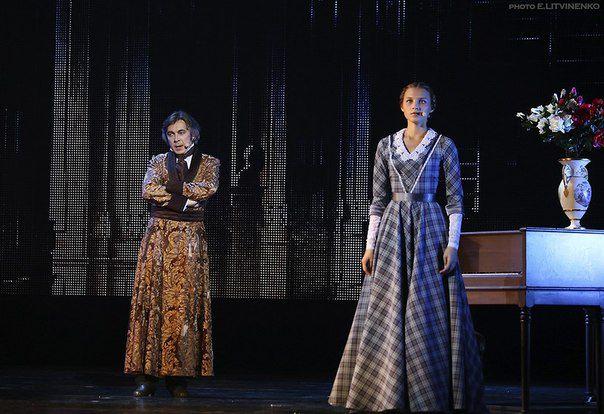 Мюзикл «Джейн Эйр» в Театре «Московская оперетта» фото 7