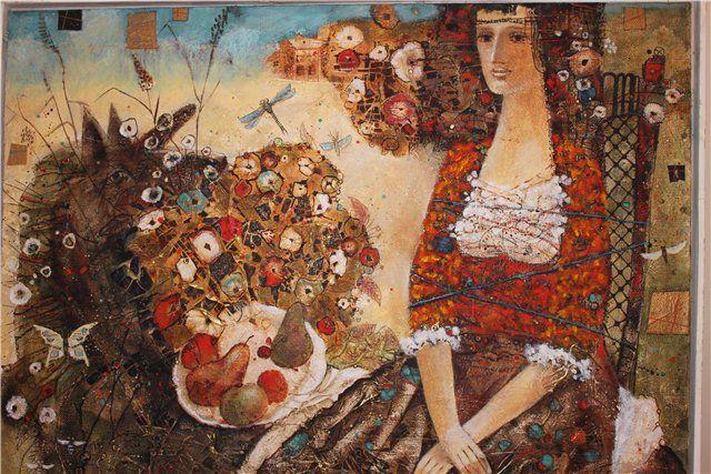 Цветков николай художник