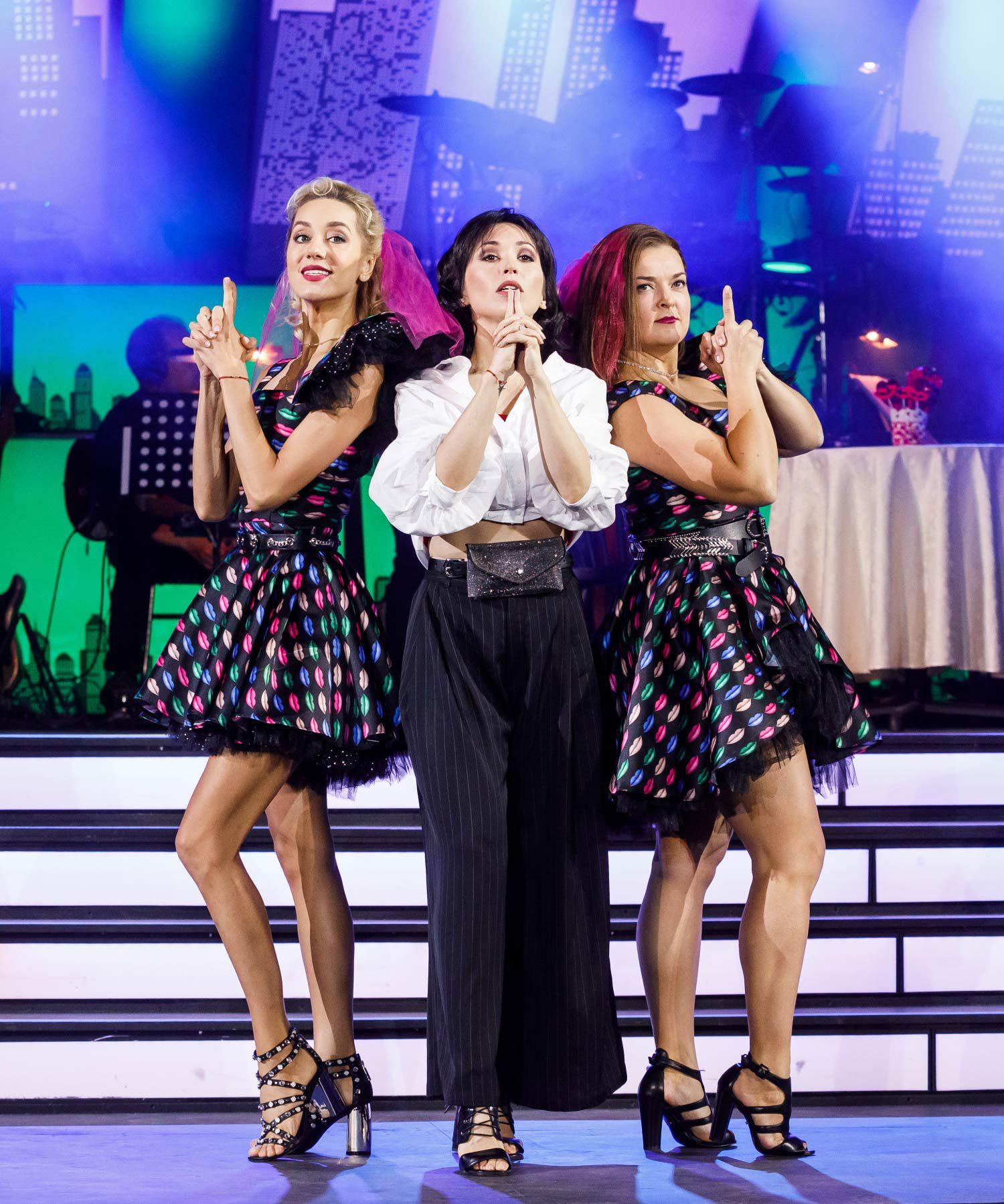 Мюзикл за столиками «День влюблённых» в Театре МДМ фото 4