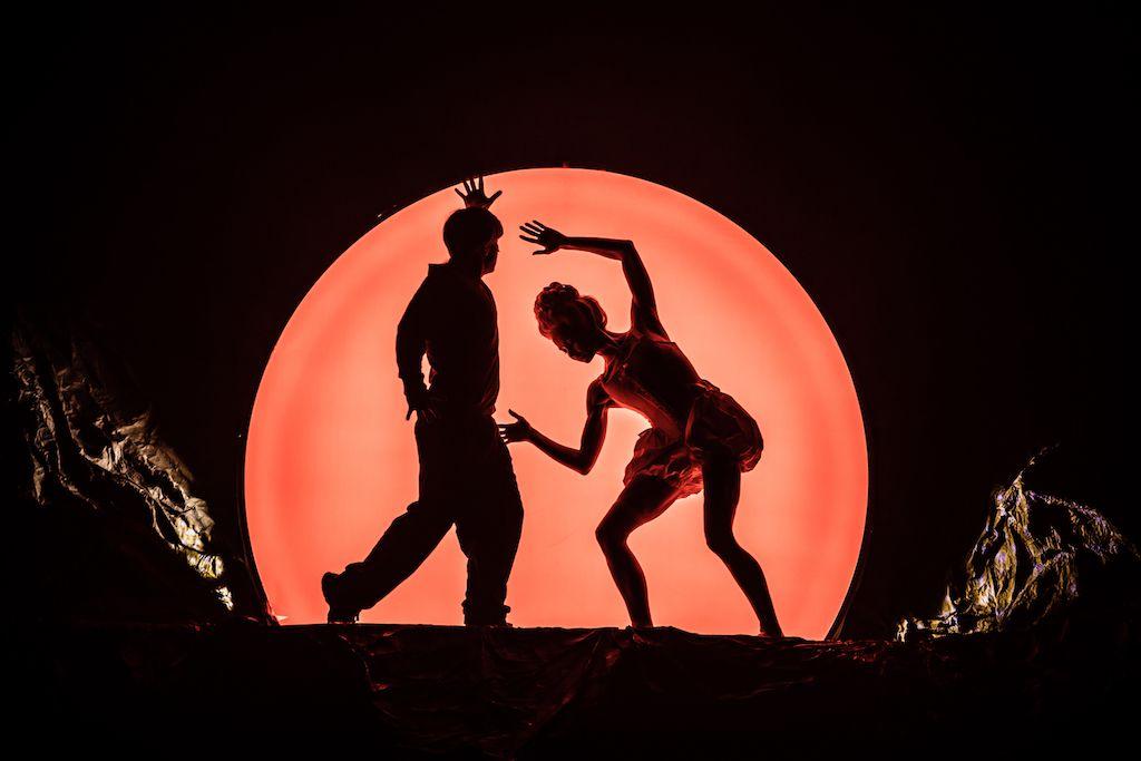 Спектакль «Левша» в Театре Наций фото 4