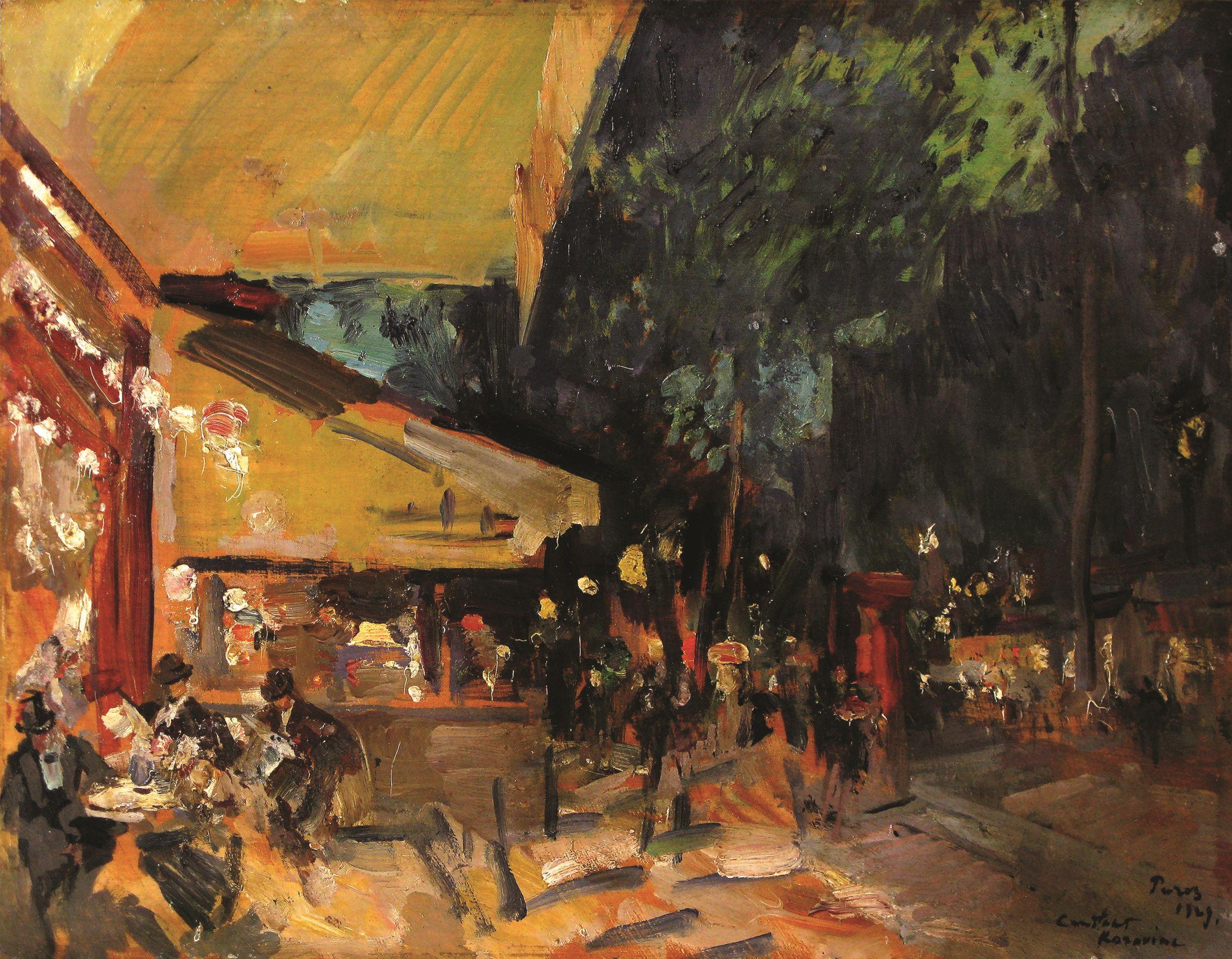Выставка «Константин Коровин. Шедевры из частных собраний» фото 1