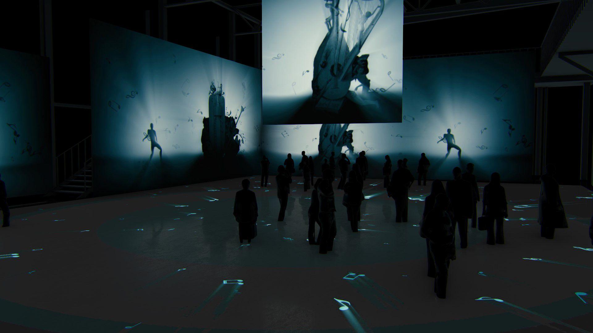 Выставка «Босх. Профессор кошмаров» фото 5