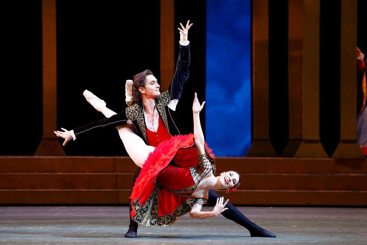 Балет «Дон Кихот» в Большом театре фото 1
