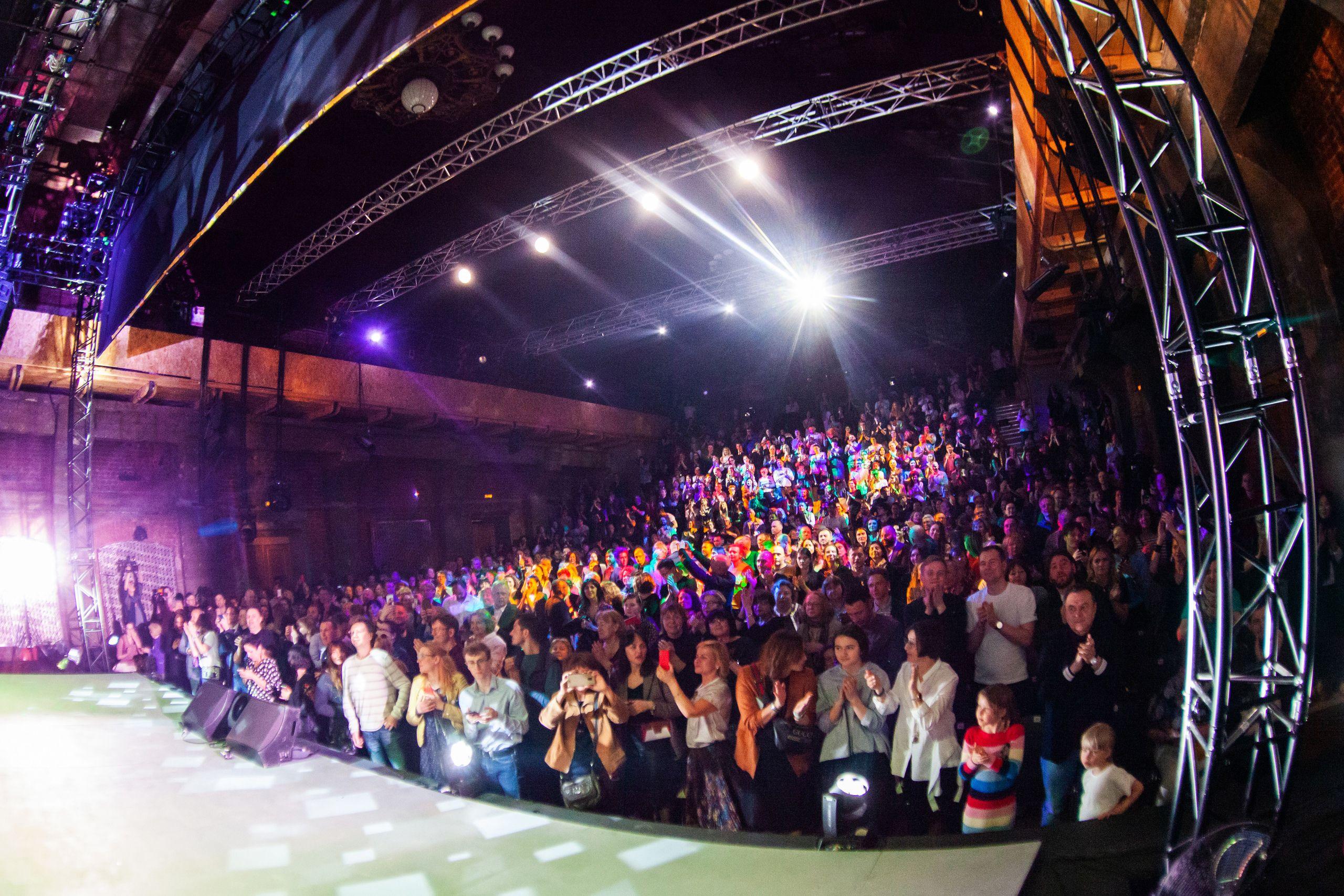 Спектакль «Страх и отвращение в Москве» в «Гоголь-центре» фото 1