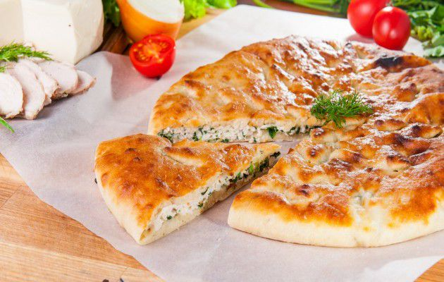 Скидка до 60% на все пироги и пиццу от службы доставки «Пироги Табу» фото 1