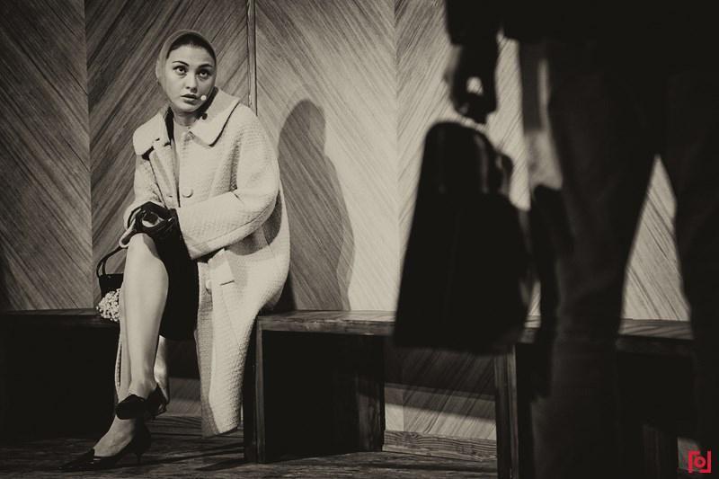 Спектакль «Девять» в «Гоголь-центре» фото 7
