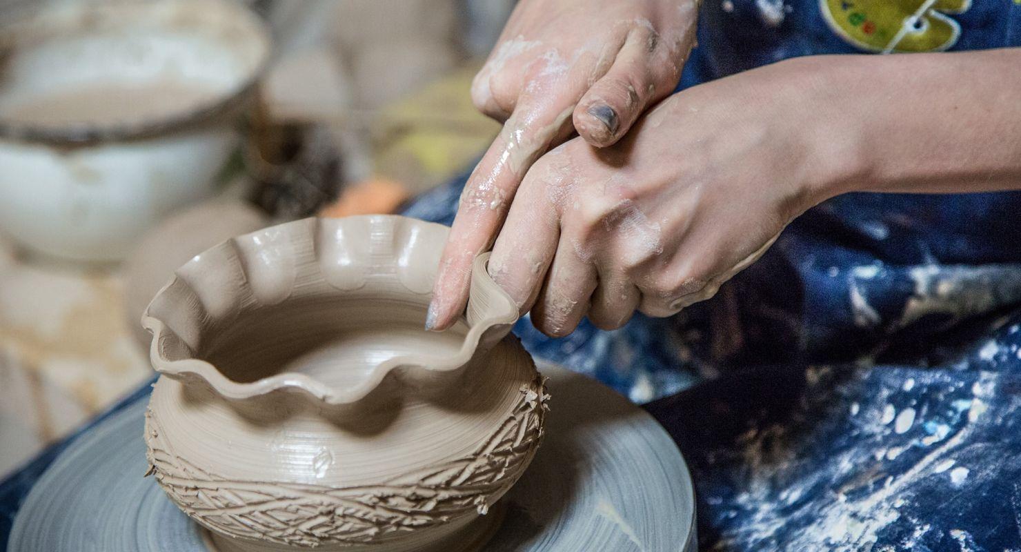 «Секреты древнего гончарного мастерства» в ландшафтном парке «Митино» фото 2