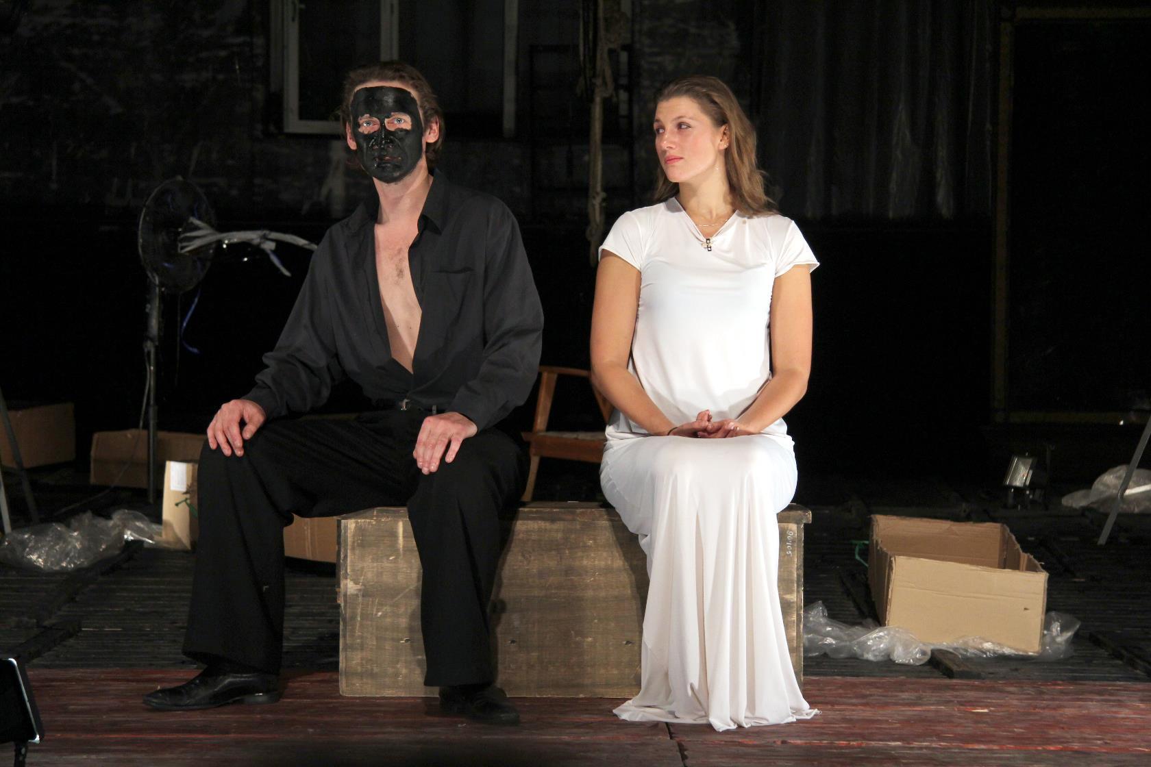 Спектакль «Отелло» в Театре «Сатирикон» фото 4