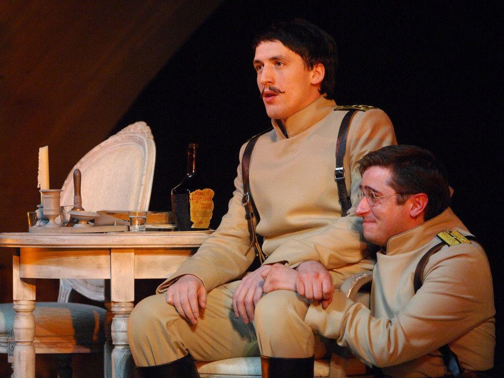 Спектакль «Три сестры» в Театре «Современник» фото 5