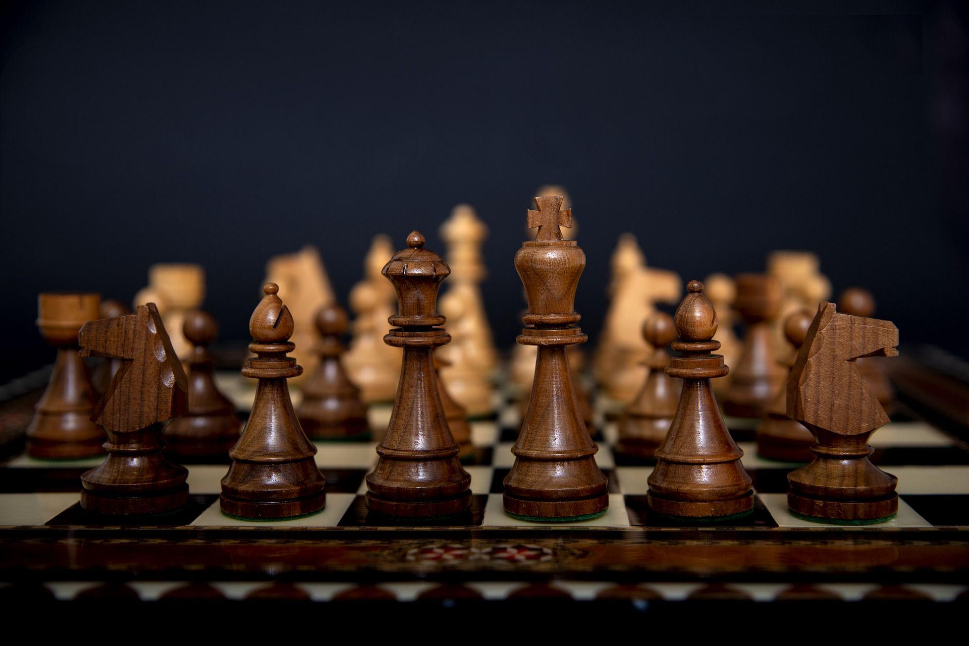 Шахматный квест «Супертурнир» фото 1