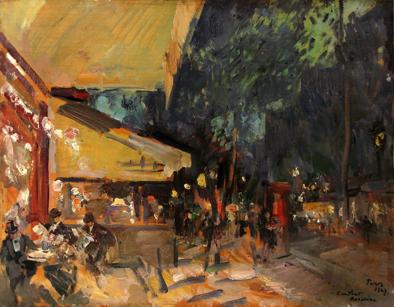 Выставка «До встречи в Париже»