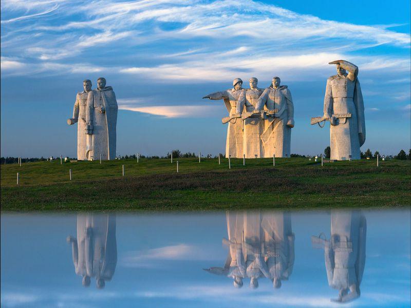 """Экскурсия «Бессмертное """"9мая"""". Как обороняли Москву» фото 2"""