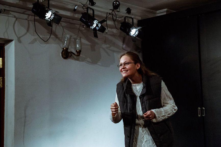 Спектакль «Москва. Дословно» в Театре имени Вл. Маяковского фото 4