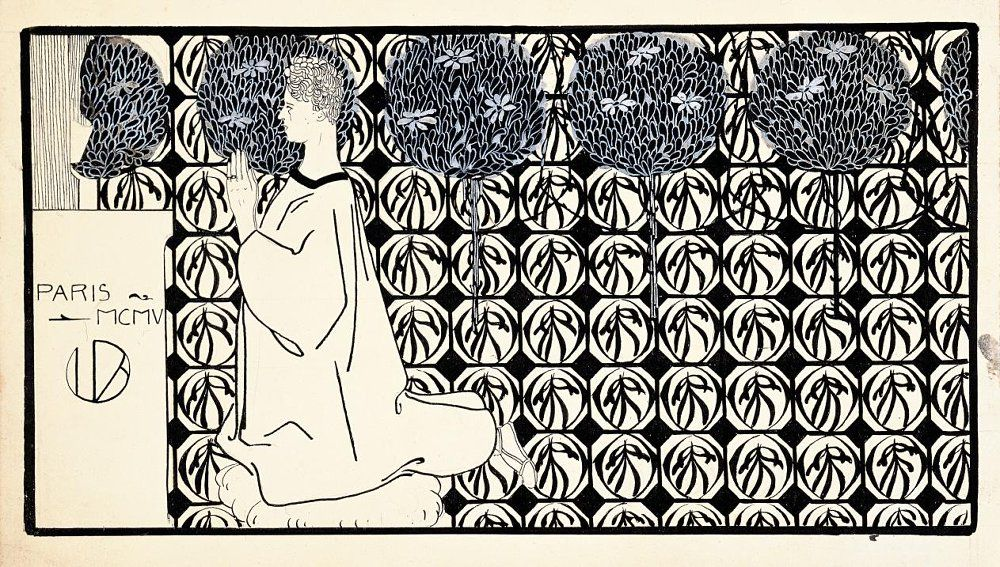 Выставка «Этюды о рисунках. Итальянский вклад в русский символизм» фото 1