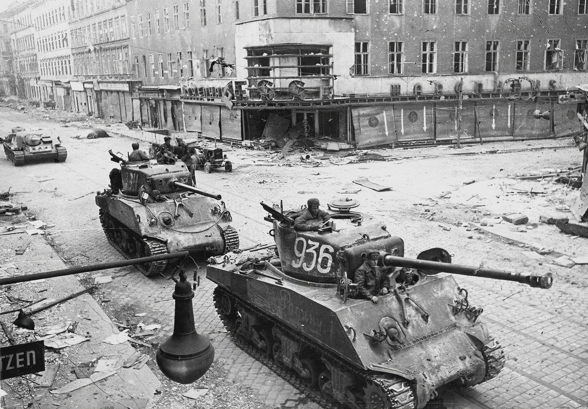 Документальный проект «Настоящий 1945» фото 2