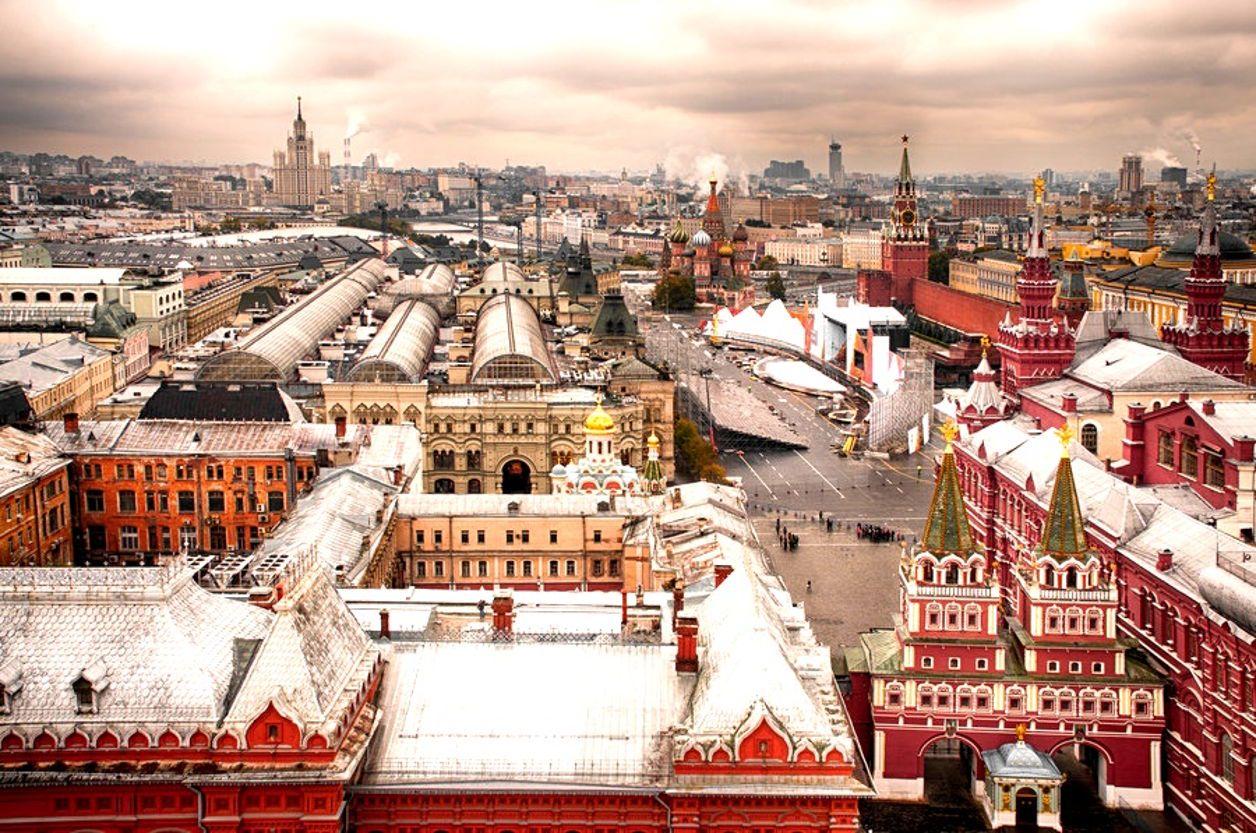 Экскурсия по крышам Москвы: «А из нашего окна Площадь Красная видна» фото 1
