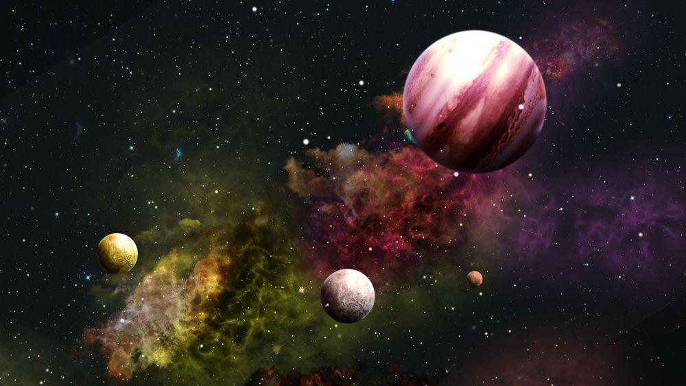 Астроэкскурсия во время полнолуния и парада планет фото 1