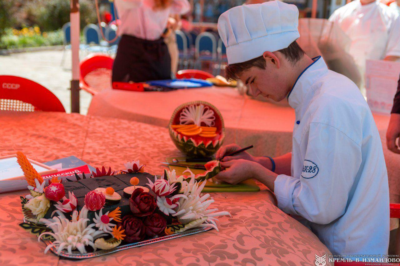 Второй международный фестиваль «Русская кухня» фото 6