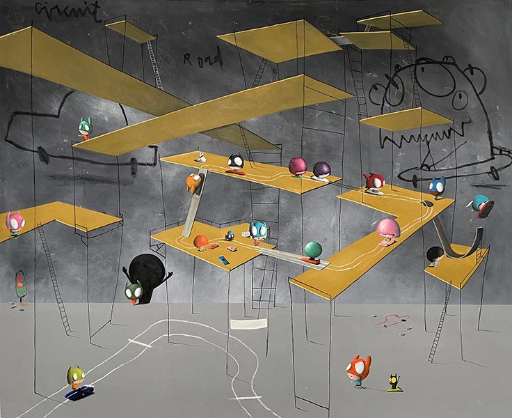 Выставка «Свобода мечтать и жить» фото 1