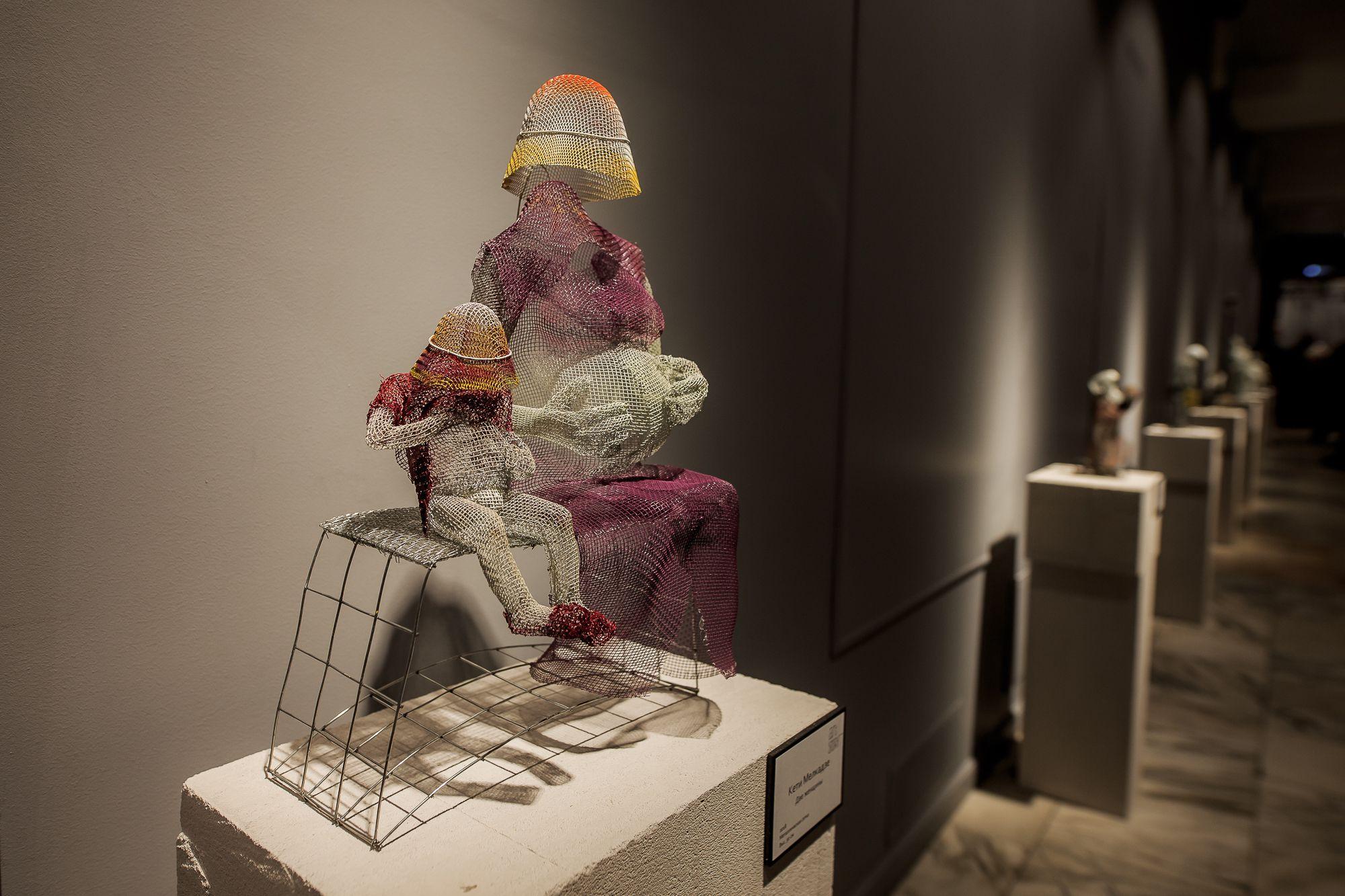 Выставка «Гамарджоба! Кети Мелкадзе» фото 6