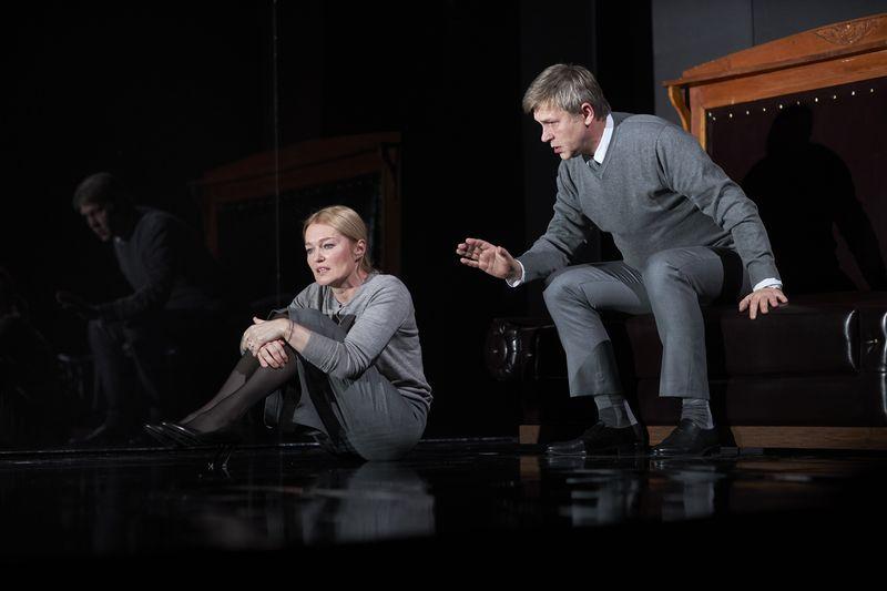 Спектакль «Папа» в театре «Современник» фото 4
