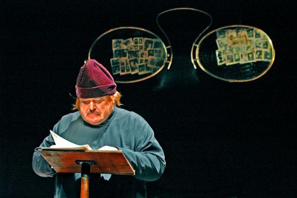 Спектакль «Лица» в Театре «Et Cetera» фото 1