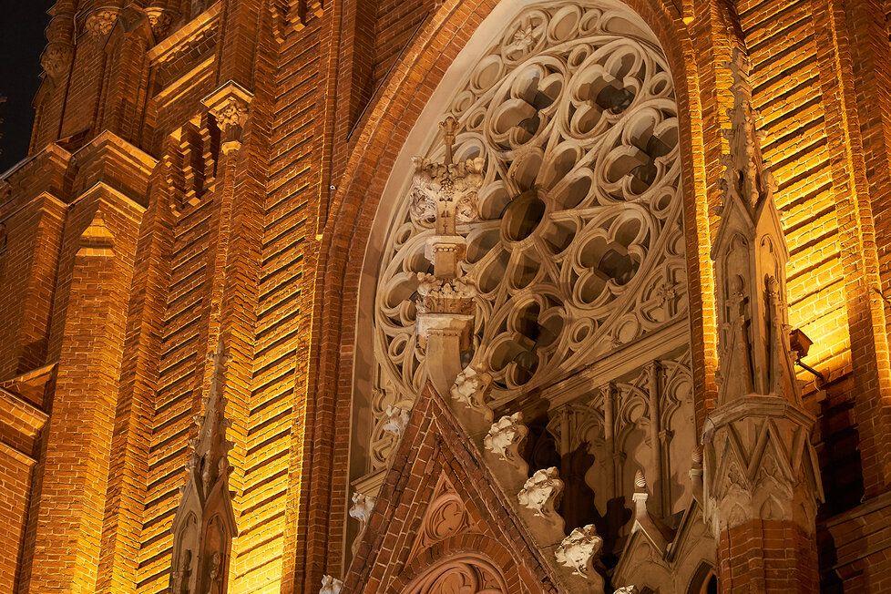 Концерт «Романтический вечер в соборе. Орган и саксофон» фото 4