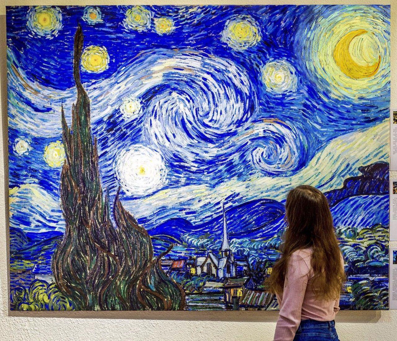 Выставка «Ван Гог — тайны гения или безумца» фото 5