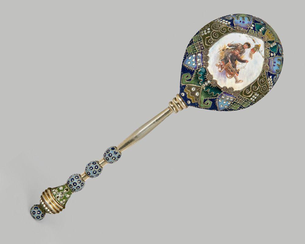 Выставка «Фёдор Рюкерт и Карл Фаберже: шедевры русской эмали»