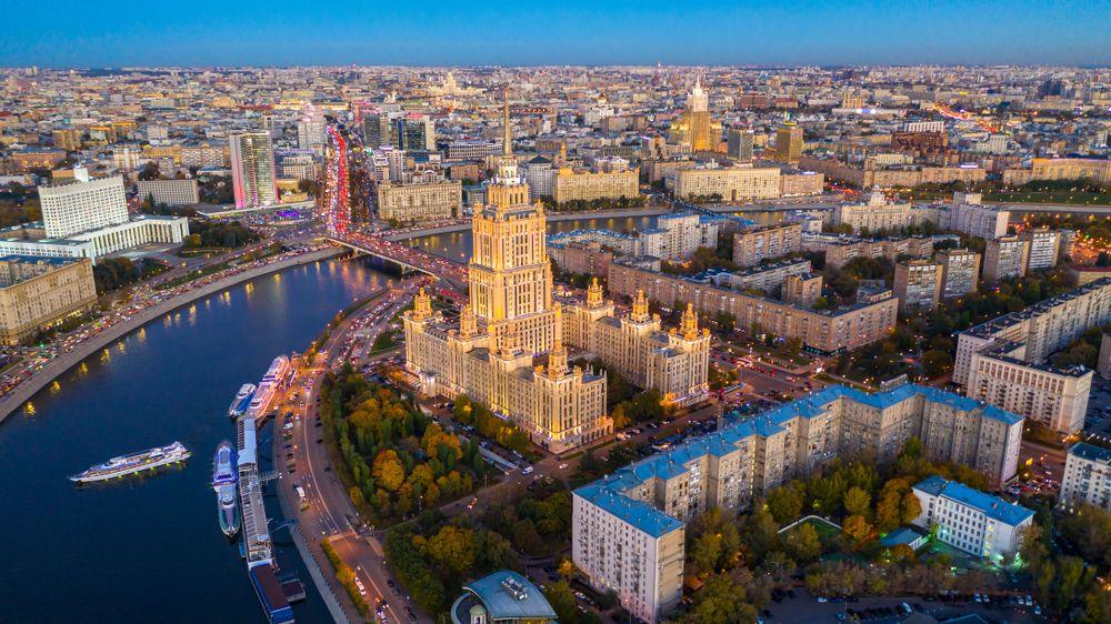 Экскурсия «Спрятанная Москва» от компании «МоскваХод» фото 1