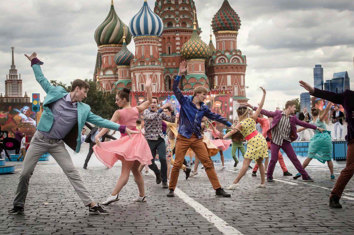 День города в Москве 2021 фото 2