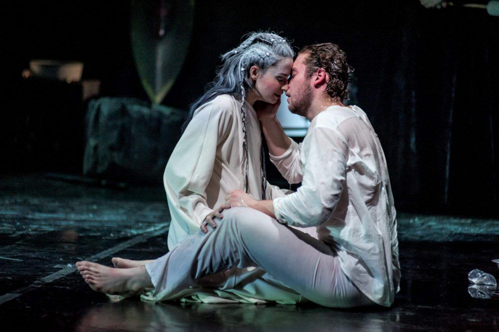 Спектакль «Легенда о Хромоножке» в Театре имени Вахтангова фото 1