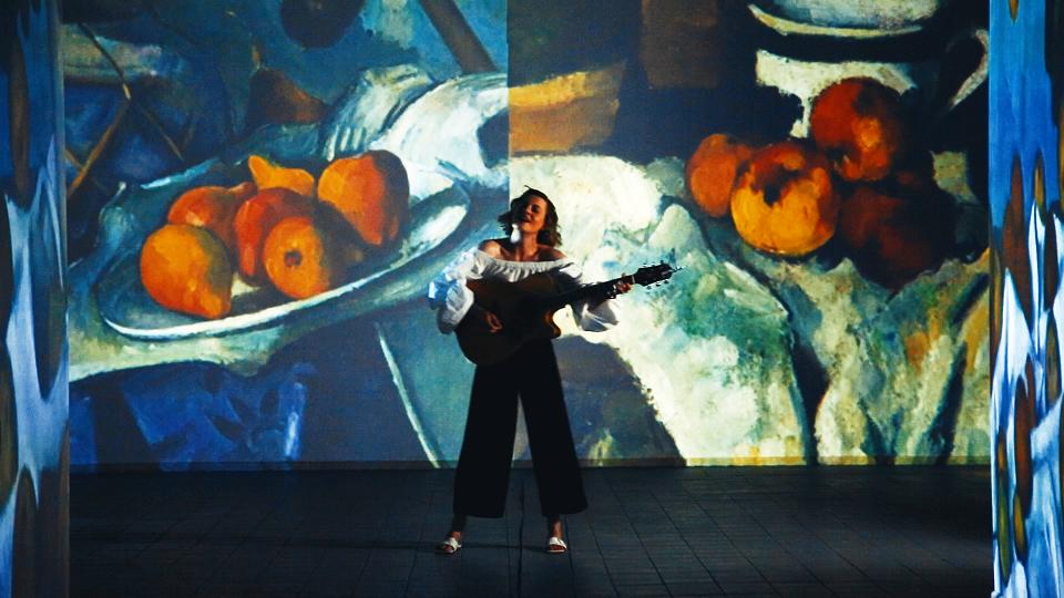 Мультимедийная выставка «Моне — Ван Гог — Кандинский. Революция в искусстве» фото 11