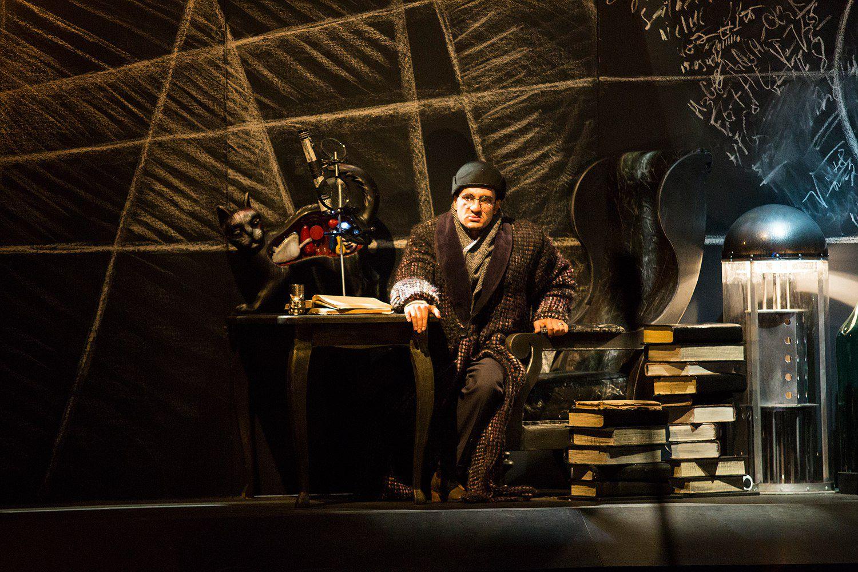 Опера «Фауст» в Театре «Новая опера» фото 2