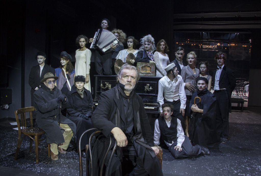 Спектакль «Минетти» в Театре им. Вахтангова фото 1
