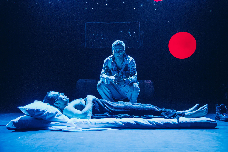 Спектакль «ГрозаГроза» в Театре Наций фото 1