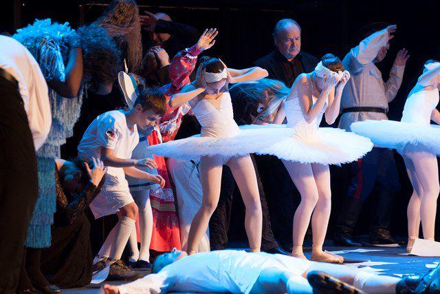 Спектакль «Концерт по случаю конца света» в Театре «Содружество актеров Таганки» фото 2