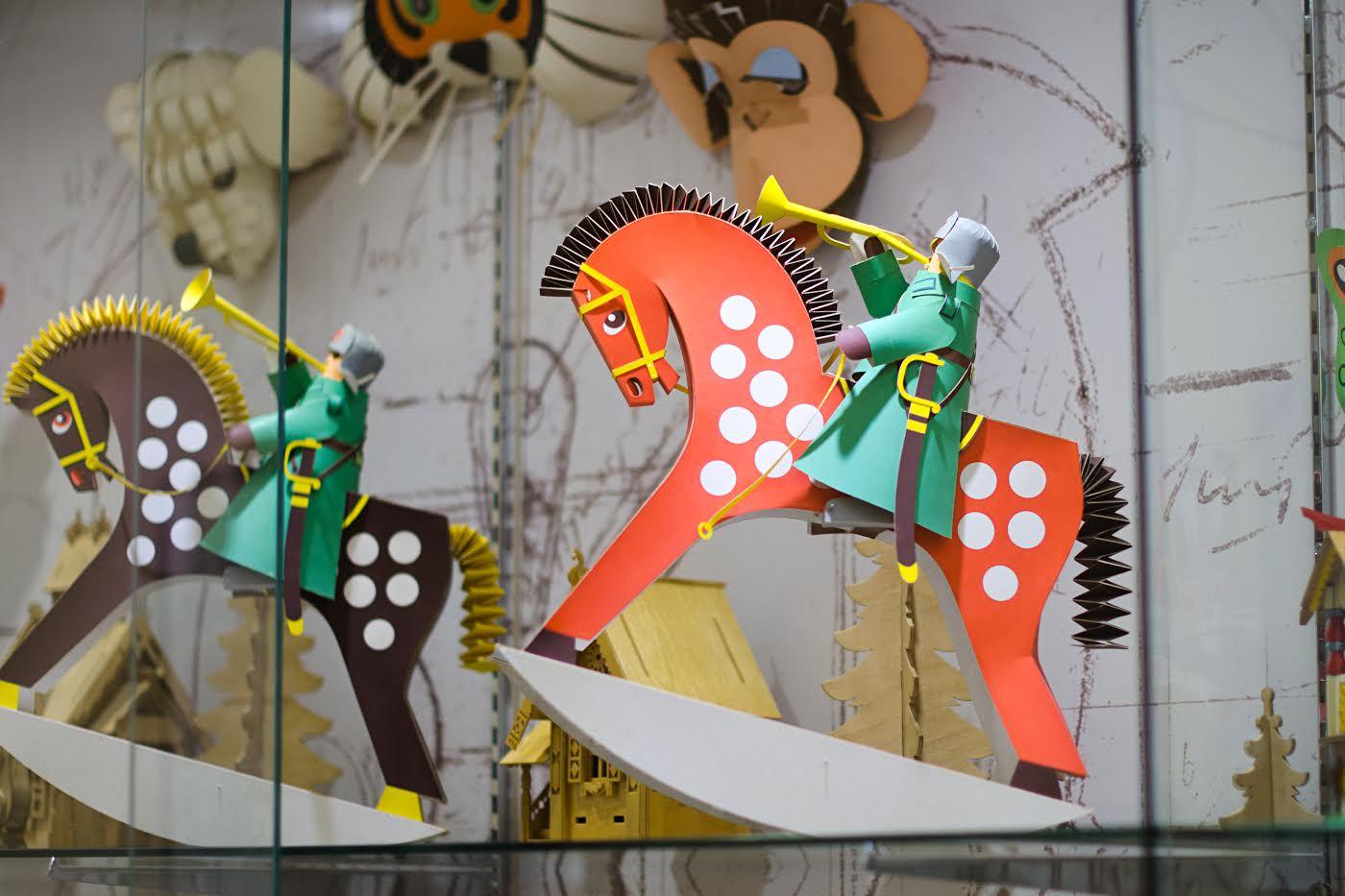 Постоянная экспозиция Музея декоративно-прикладного и народного искусства «Мастер игры» фото 1