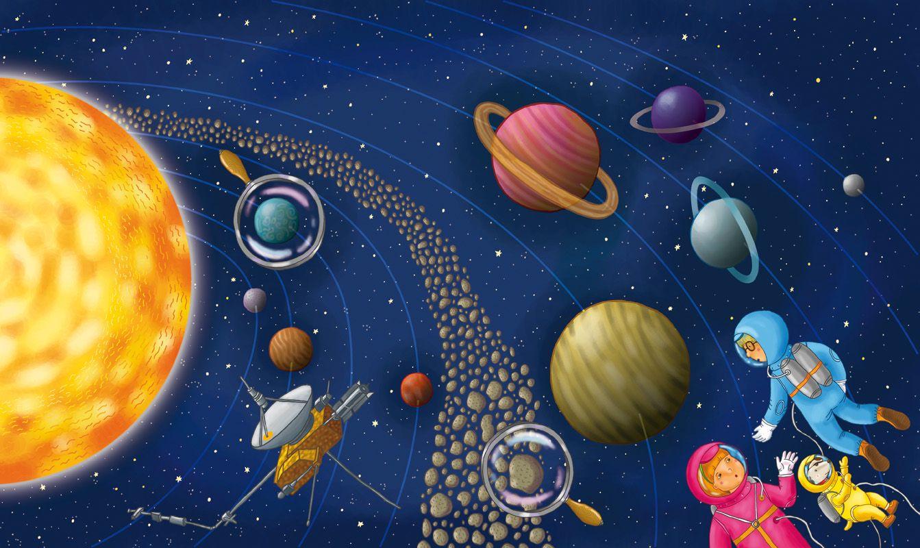 фото рисунки космоса