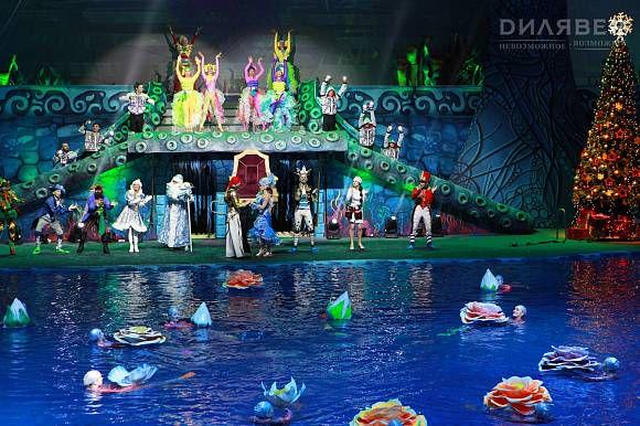 Шоу «Пираты и корабль-призрак» в «Олимпийском» фото 10