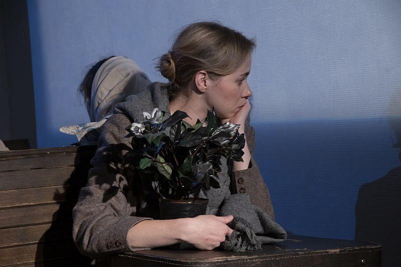 Спектакль «Платонов. Рассказы» в Театре имени Евг. Вахтангова фото 4