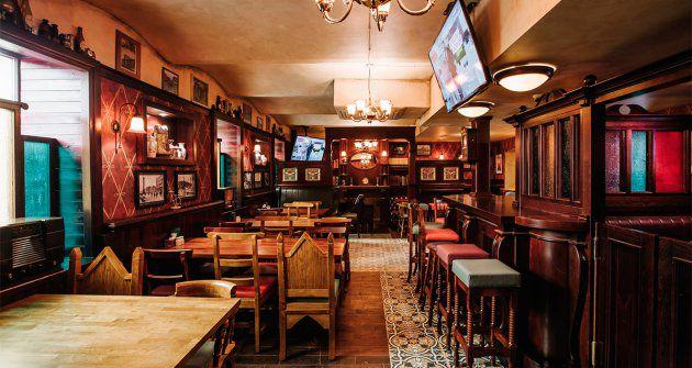 Скидки до 40% на меню и напитки в Big Jim's Pub фото 1