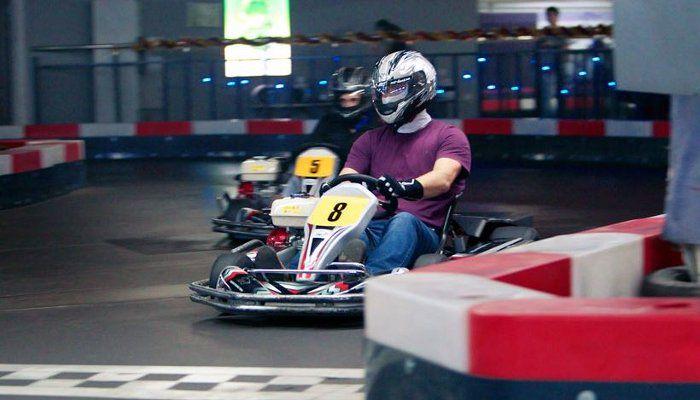 Картинг в клубе RRT-Kart фото 3